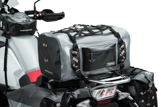 Kuryakyn 5171 Torke 35L Dry Duffle Motorcycle Bag Adventure Touring