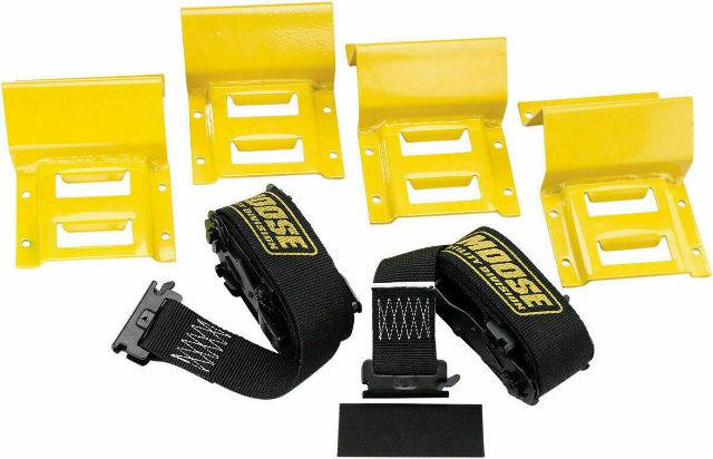NEW Moose Push Tube Conversion Kit Brackets for Plow 4501-0675