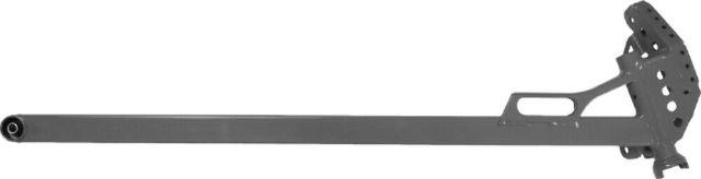 Polaris Vertical Escape Snowmobile Silver Left Trailing Arm - SM-08127S