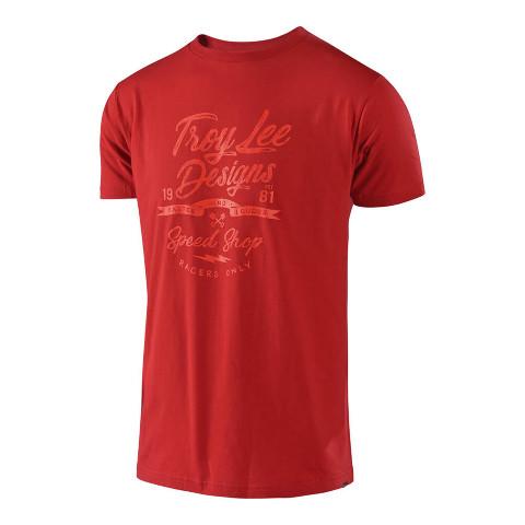 Troy Lee Designs Canvas T-Shirt-XL