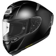 Shoei  X-Fourteen Full-Face Premium Motorcycle Helmet - Black - Adult XS-2XL