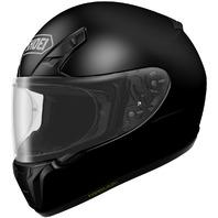 Shoei RF-SR Full-Face Vented Helmet - Black - Adult Sizes XS-2XL