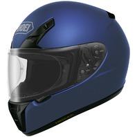 Shoei RF-SR Full-Face Vented Helmet - Matte Blue Metalllic - Adult Sizes XS-2XL