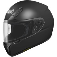 Shoei RF-SR Full-Face Vented Helmet - Matte Black - Adult Sizes XS-2XL