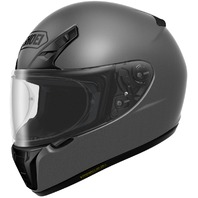 Shoei RF-SR Full-Face Vented Helmet - Matte Deep Grey - Adult Sizes XS-2XL