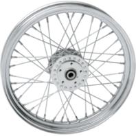 "Harley Davidson FX Front Wheel 19X2.5  19"" 2.5"" - Drag Specialties 0203-0413"
