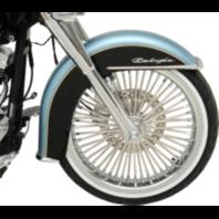 "Harley Davidson FL Front Wheel 21X3.5   21""x 3.5"" - Drag Specialties 0203-0560"