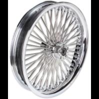 "Harley Davidson FL Front Wheel  23X3.75   23""x 3.75"" - Drag Specialties 0203-056"