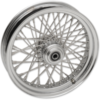 "Indian Scout Front Wheel 50 Spoke 16""x 3.5"" - Drag Specialties 0203-0609"