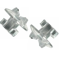 Shoei Hornet X2 Clear Replacement Helmet Visor Screws (Set of 2)