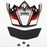 Shoei VFX-W SABRE Off-Road Helmet Replacement Parts - Visors - All Colors