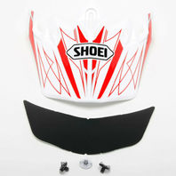 Shoei VFX-W FCR-3 TC-1 Off-Road Helmet Replacement Parts - Visors