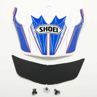 Shoei VFX-W DASH Off-Road Helmet Replacement Parts - Visors