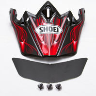 Shoei VFX-W GRANT Off-Road Helmet Replacement Parts - Visors