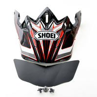 Shoei VFX-W MALICE TC-1 Off-Road Helmet Replacement Parts - Visors