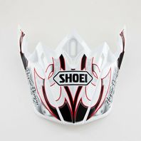 Shoei VFX-W K-DUB 3 TC-1 Off-Road Helmet Replacement Parts - Visors