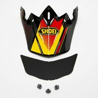 Shoei VFX-W SEAR TC-1 Off-Road Helmet Replacement Parts - Visors
