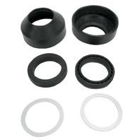 Leak Proof Pro-Moly Fork Seals & Wiper Dust Cover Kit - 42110