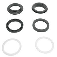 Honda/Suzuki 45x57x11mm Leak Proof Fork Seals & Wiper Seals Kit - Pro-Moly 42570