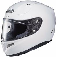 HJC RPHA 11 PRO White Full Face DOT & SNELL M2015 Helmet  - Adult Sizes XS-2XL