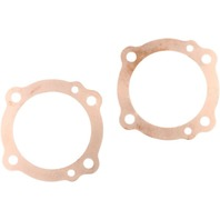 """Harley Ironhead Sportster .020"""" Copper Cylinder Head Gaskets 2pk - Cometic C9698"""