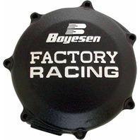 KTM EXC SX-F XC-W Boyesen Clutch Cover Black  CC-44AB