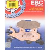 EBC SV Severe Duty Sintered Metal Brake Pads - FA165SV