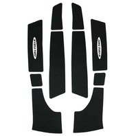 Hydro-Turf HT78 PSA Self Adhesive Custom Pad Traction Kit Black XL/ VENTURE