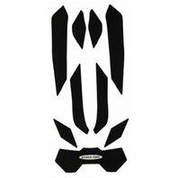 Hydro-Turf HT811 PSA Self-Adhesive Black Custom Padding Kit - Sea Doo Spark 3 Up