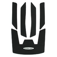 Hydro-Turf HT95 PSA BK Black Self-Adhesive Padding Kit For Polaris Genesis