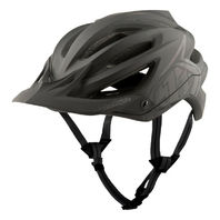 Troy Lee Designs A2 MIPS Decoy Black Mountain Bike Helmet - Size XL/2XL