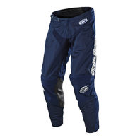 Troy Lee Designs GP Air Mono Navy Lightweight Motocross Pants - All Sizes