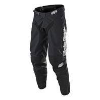 Troy Lee Designs GP Mono Black Lightweight Motocross Pants - Size 28