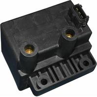 Harley Black .5 Ohm Ignition Coil 1995-1998 FLHT FLTR FLHR FLTC 31639-95