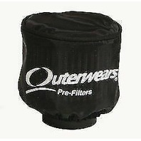 Yamaha YFZ350 Banshee Black Pre-Filter by Outerwears - 20-1400-01