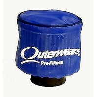 Yamaha YFZ350 Banshee Blue Pre-Filter by Outerwears - 20-1511-02