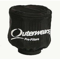 Yamaha YFM350X Warrior Black Pre-Filter by Outerwears - 20-1009-01