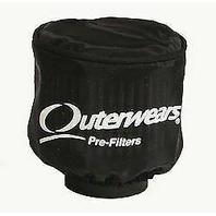 Polaris Ranger 500 6x6 Black Pre-Filter by Outerwears - 20-2446-01