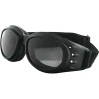 Bobster Cruiser II Sunglasses - Black w/ 3 Lenses