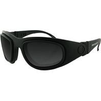 Bobster Sport & Street II Sunglasses - Black w/3 Lenses