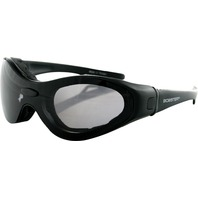 Bobster Spektrax Sunglasses - Black w/3 Lenses