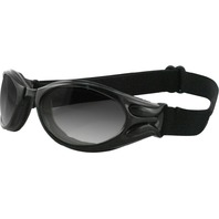 Bobster Igniter Sunglasses - Black w/Photochromatic Lens