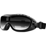 Bobster Nighthawk ll OTG Goggle Sunglasses w/Photochromatic Lens - BHAWK02