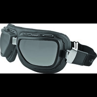 Bobster Pilot Aviator-Style Goggle Sunglasses w/Interchangeable Lens - BPIL001