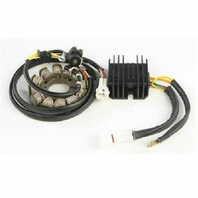Yamaha YFZ450 '04-09 Hot Shot Charging Kit (Stator & Regulator) - Ricks 99-400