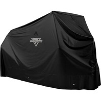 Nelson-Rigg MC-900-05-XX Black Economy Motorcycle Cover XXL up to 1800CC Bikes