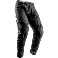 Thor S8 SECTOR ZONE Solid Black Motocross Off-Road Pants - Size 40