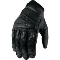 Icon Superduty 2 Motorcycle Street Riding Cycle Protection Gloves