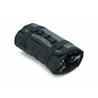 Kuryakyn 5259 Black Travel Accessory Tool Roll Drop Kit Luggage Bag Multi-Fit