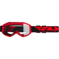 2019 Fly Racing Focus Youth and Adult Goggles - 10 Colors Available